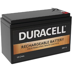 Duracell 12V 9Ah VRLA Battery