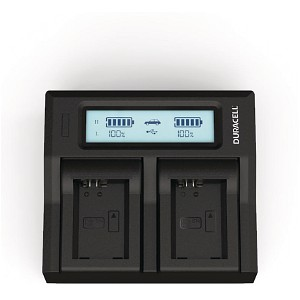 Alpha a6500 Sony NPFW50 Dual Battery Charger