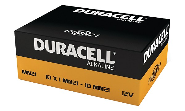 Duracell MN21-paristo 10 Pack