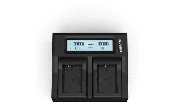 A5000 Sony NPFW50 Dual Battery Charger